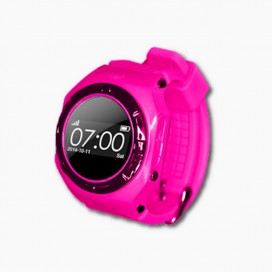 Salpido TRAXX GPS Kids Watch (Pink)