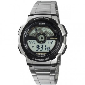 Casio World Time Alarm Digital Sports Watch
