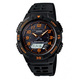 Casio Tough Solar LED Light Sports Watch