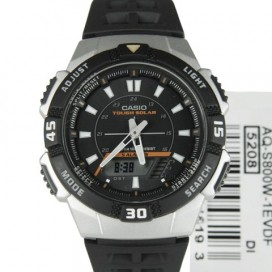 Casio Tough Solar Alarm Sports Watch