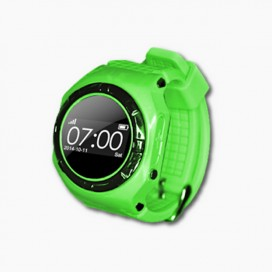 Salpido TRAXX GPS Kids Watch (Green)